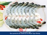 PD Tail-On Black Tiger Shrimp